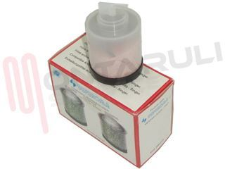 Set kit filtro anticalcare vetrella stirella singer s047 for Pezzi di ricambio singer