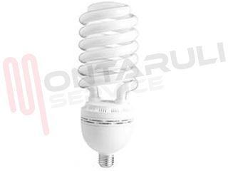 Lampada e basso consumo risparmio energetico luce fredda w