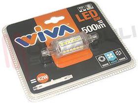 Immagine di LAMPADA A LED R7S 5W 4000K LUCE NATURALE RESA/42W L=78MM.