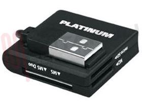 Picture of LETTORE MULTI CARD READER 2.0 PLATINUM ALL-IN-ONE 18 IN 1