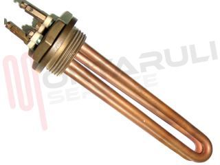 Resistenza boiler universale caldaie 1000w 220v - Cambiare resistenza scaldabagno ...