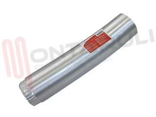 Tubo cappa alluminio cucina vapori odori originale - Tubo cappa cucina diametro ...