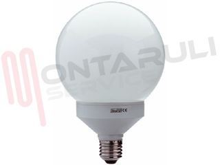 Lampade A Globo A Risparmio Energetico : Lampada e sfera risparmio energetico basso consumo globo w