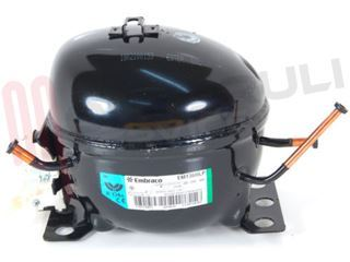 COMPRESSORE MOTORE FRIGO EMBRACO ASPERA EMT36HLP GAS R134A