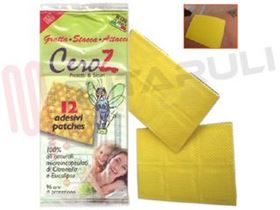 Picture of CEROZ 12 ADESIVI PATCHES ANTIZANZARE