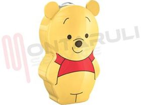 Picture of LUCE NOTTURNA LED CON INTERRUTTORE DISNEY 'WINNIE THE POOH'