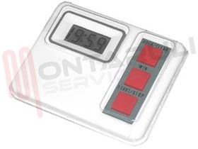 Picture of TIMER CONTAMINUTI CLIPTIMER 0501 LCD BIANCO