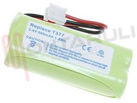 Picture of BATTERIA 2,4V 600MAH FOR CORDLESS
