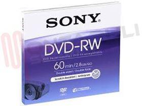 Immagine di DVD-RW 5X 2.8GB/60MIN 8CM.