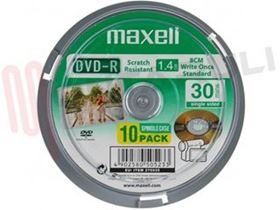 Picture of DVD-R 4X 1.4GB/30MIN 8CM.