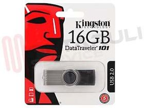 Immagine di PEN DRIVE KINGSTON DATATRAVELER USB DRIVE 16GB 2.0