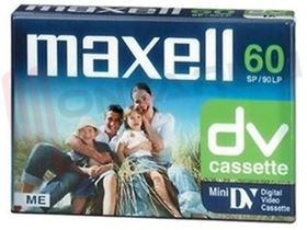 Immagine di CASSETTA VIDEO DIGITAL 60 DVM60SE MAXELL