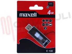 Immagine di PEN DRIVE MAXELL USB DRIVE 4GB 2.0