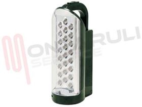 Picture of TORCIA 24 LED RICARICABILE LAMPADA EMERGENZA