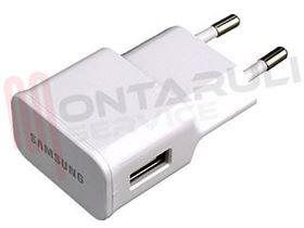 Immagine di CARICATORE BIANCO USB 5.3V 2A SPINA GH44-02809A