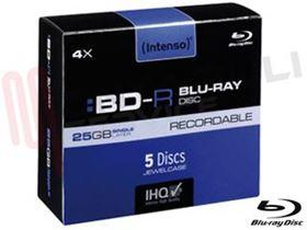 Immagine di DVD-R 4X 25GB BLU-RAY DB-RE