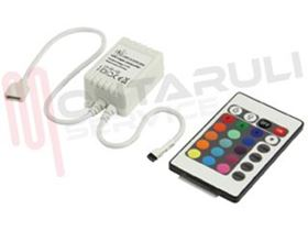 Picture of CONTROLLER STRISCIA LED RGB 12VDC