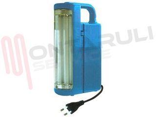 Schema Collegamento Neon In Serie : Lampada torcia emergenza neon tubi lanterna portatile