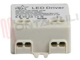 Picture of ALIMENTATORE 12VDC A CC 350MA MAX 3X1W PER ILLUM. LED
