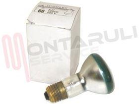 Immagine di LAMPADA SPOT R80 E27 60W 230V CONCENTRA VERDE SCURO
