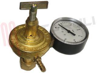 Regolatori gpl altapressione providus manometro - Pressione bombola gpl cucina ...