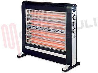 Stufa quarzo riscaldatore potenza 2400w dcg umidificatore - Stufe elettriche al quarzo ...