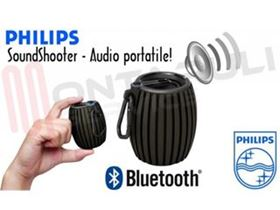 Immagine di ALTOPARLANTI SOUNDSHOOTER SBT30 BLUETOON PHILIPS