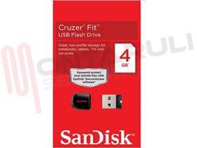 Immagine di PEN DRIVE MINI USB DRIVE 4GB 2.0
