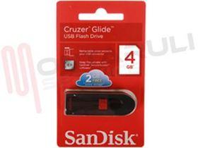 Picture of PEN DRIVE CRUZER GLIDE USB DRIVE 4GB 2.0