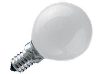 Lampada incandescenza sfera opale e w v montaruli service