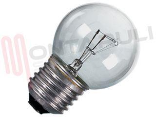 Picture of LAMPADA SFERA CHIARA E27 40W 230V