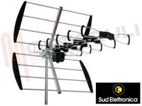 Immagine di ANTENNA TV UHF+DDT DIGITALE 26AUDT 45