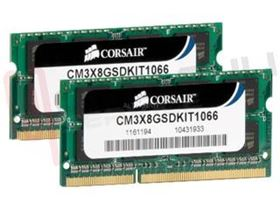 Picture of MEMORIA PER NOTEBOOK CORSAIR 'CM3X8GSDKIT1066'