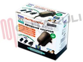 Immagine di ALIMENTATORE SWITCHIHG 1000MA 8 SPINOTTI + 3 USB UNIVERSALE
