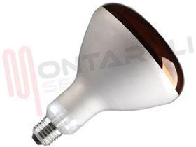 Immagine di LAMPADA SPOT R125 E27 150W 230V SL/R SICCATHERM