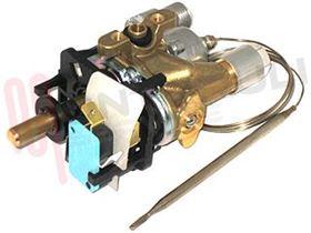 Immagine di TERMOSTATO FORNO A GAS 1 VIA VALVOLATO 0.52