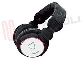 Picture of CUFFIA DJ HEADPHONES CHIMES 2000mW M-HS038BW