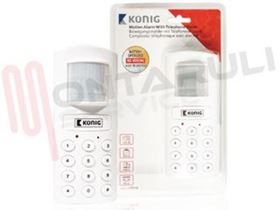 Picture of ALLARME KONIG CON COMPOSITORE TELEFONICO