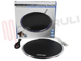 Immagine di MOUSE PAD + SPEAKERS + USB E LED