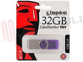 Picture of PEN DRIVE KINGSTON DATATRAVELER USB DRIVE 32GB 2.0