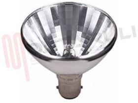 Picture of LAMPADA ALOGENA DICROICA 50W 12V B15D ALULINE 25° CL
