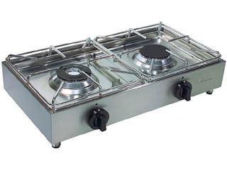 Fornelli professionale gas inox cucina fuochi parker big5002 montaruli service ricambi - Ricambi rubinetti cucina ...