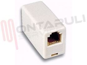 Picture of CONNETTORE DOPPIO TELEFONICO PLUG 4/4
