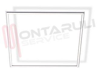 Plafoniera Led Quadrata 60x60 : Plafoniera pannello led luce naturale k w wiva panel