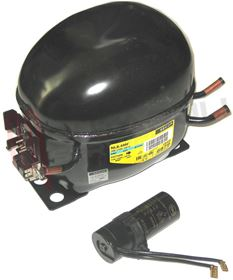 Picture of KIT COMPRESSORE R134A 1/4HP NL8.4MF MBP 8,35CC