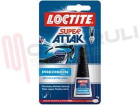 Immagine di ATTACK LOCTITE 5 GR. PRECISION