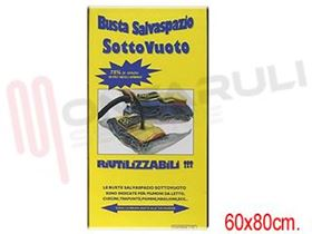 Immagine di SACCHETTI SALVASPAZIO 60X80 CM. 1 PZ.