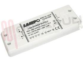 Picture of ALIMENTATORE 12VDC CC 1,25A MAX 15W PER LED