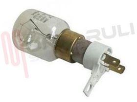 Picture of LAMPADA FORNO ATT. FASTON 25W 220/230V PER MICROONDE