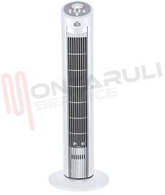 Immagine di VENTILATORE A COLONNA 3VEL. TOWER FAN H.74CM.